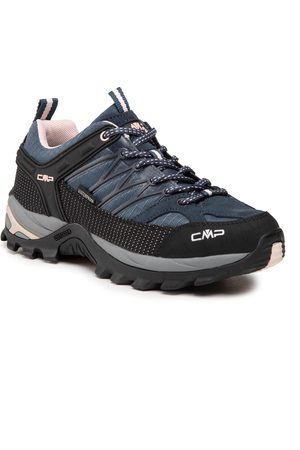 CMP Damen Outdoorschuhe - Rigel Low Wmn Trekking Shoe Wp 3Q54456 Asphalt/Antracite/Rose 53UG