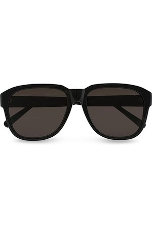 BRIONI BR0088S Sunglasses Black/Grey
