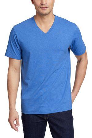 Eddie Bauer Herren T-Shirts - Legend Wash Pro Shirt - Kurzarm mit V-Ausschnitt Herren Gr. S