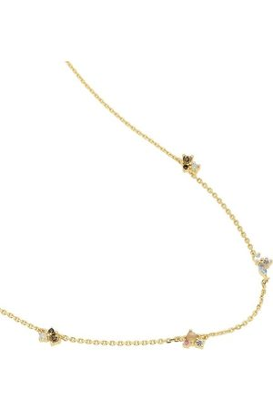 PDPAOLA Halskette Necklace La Palette gold