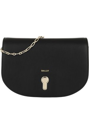 Bally Umhängetasche Clayn W110 Crossbody Bag Black
