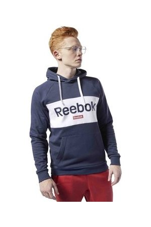 Reebok Sweatshirt Essentials Logo Linear