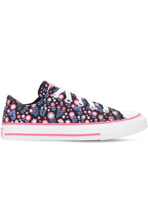 """Converse Sneakers Mit Druck """"chuck Taylor"""""""