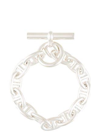 Hermès Pre-owned TGM Chaine d'Ancre TGM Armband