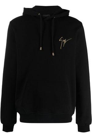 Giuseppe Zanotti Herren Sweatshirts - Hoodie mit Logo-Print