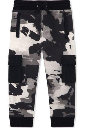 Dolce & Gabbana Jogginghose mit Camouflage-Print