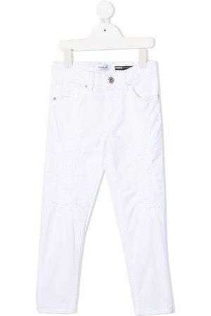Dondup Jungen Slim - Klassische Slim-Fit-Jeans