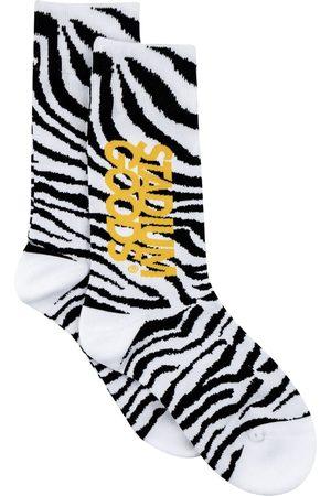 Stadium Goods Socken mit Zebra-Print