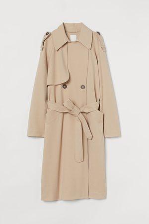 H&M Damen Trenchcoats - Zweireihiger Trenchcoat