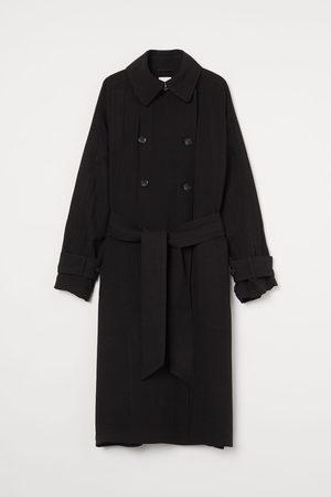 H&M Damen Trenchcoats - Oversized Trenchcoat