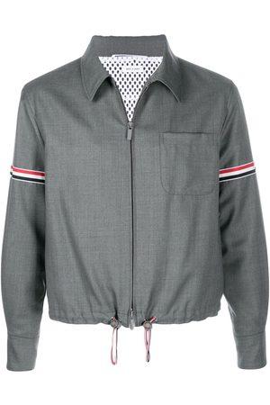 Thom Browne Hemdjacke mit Reißverschluss