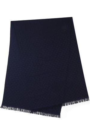 Prada Jacquard-Schal mit Fransen