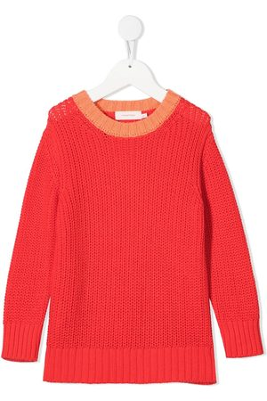 Tiny Cottons Mädchen Strickpullover - Grob gestrickter Pullover
