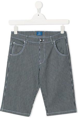 FAY KIDS Gestreifte TEEN Shorts