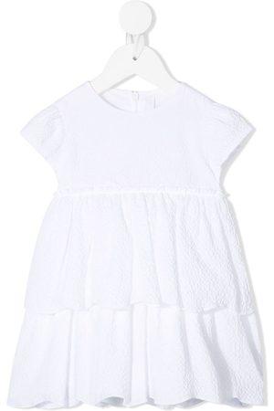 Il gufo Baby Freizeitkleider - Gestuftes Kleid