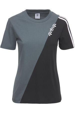 adidas Damen T-Shirts, Polos & Longsleeves - Reguläres T-shirt