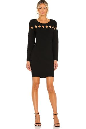 Milly Scallop Cut Out Fitted Dress in . Size M, S, XS.