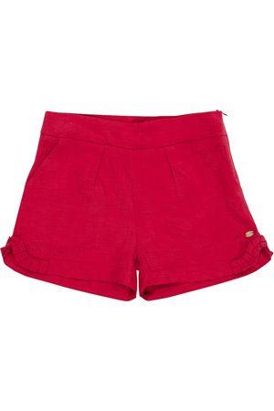 Tartine Et Chocolat Mädchen Shorts - Shorts mit Leinenanteil