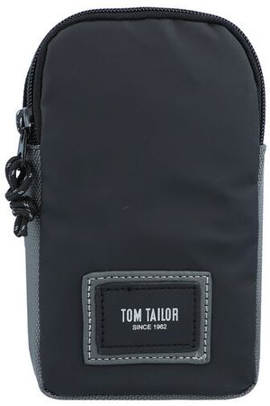 Tom Tailor Trenton Pouch Handytasche 9 cm, mixed black