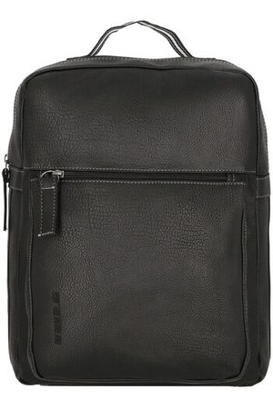 TOM TAILOR Rucksack 37 cm Laptopfach, black