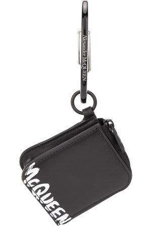 Alexander McQueen Herren Schlüsselanhänger - Schlüsseletui mit Logo