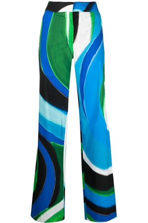 GIANLUCA CAPANNOLO Hose mit Print