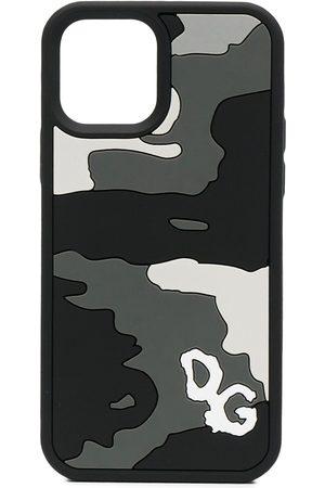 Dolce & Gabbana IPhone 12 Pro-Hülle mit Camouflage-Print