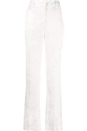 HEBE STUDIO Damen Hosen & Jeans - Gerade The Lover Jacquard-Hose