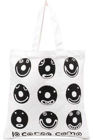 10 CORSO COMO Handtaschen - Shopper mit grafischem Print