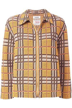 Coohem Damen Jacken - Tweed-Jacke mit Reißverschluss