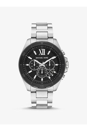 Michael Kors MK Übergroße Armbanduhr Brecken Im