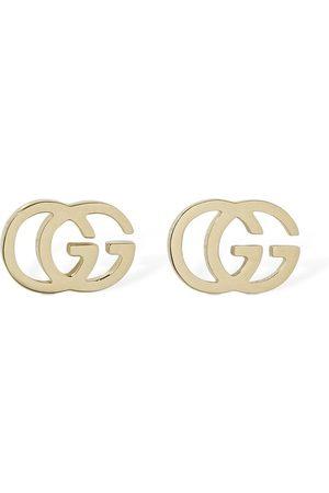 """Gucci 18 Karat -ohrstecker """"gg Tissue"""""""