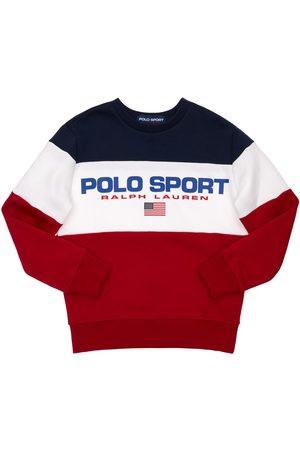 Ralph Lauren Sweatshirt Aus Baumwolle Mit Logodruck