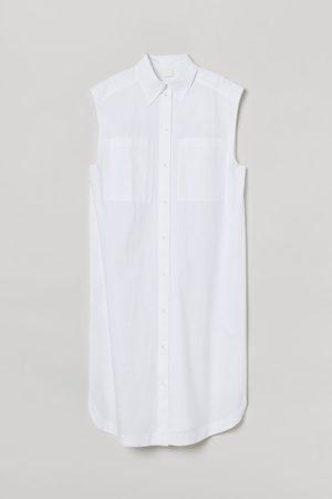 H&M Ärmelloses Blusenkleid