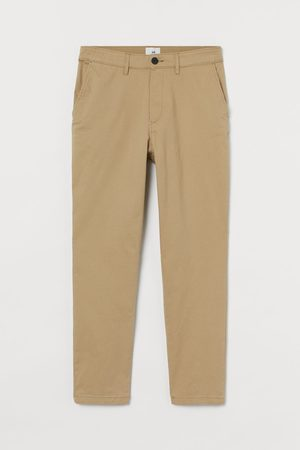 H&M Cropped Chino Slim Fit