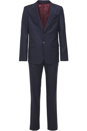 Gucci Herren Anzüge - Natural Wool Blend London Suit