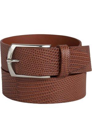 Santa Eulalia Snake Leather Belt , Herren, Größe: 95 cm
