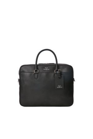 Polo Ralph Lauren Herren Laptop- & Aktentaschen - Aktentasche aus Leder