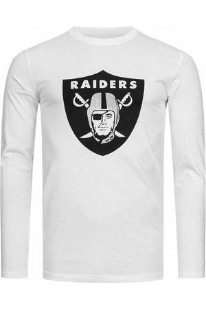 Las Vegas Raiders Fanatics Scoops NFL Herren Langarmshirt 1568MWHT1ADORA