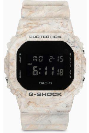 Casio Marble effect resin G-Shock watch