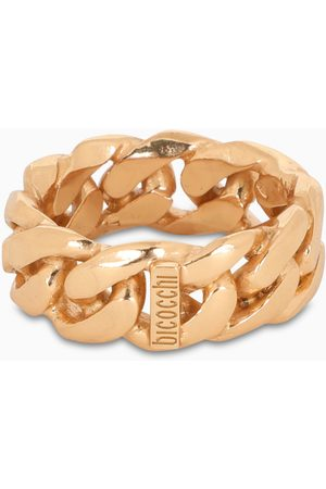 EMANUELE BICOCCHI Gold plated sterling silver 925 ring