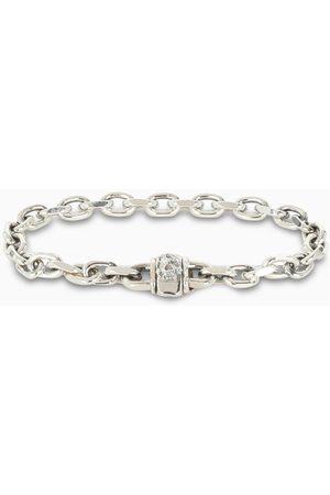 EMANUELE BICOCCHI Sterling silver 925 chain bracelet