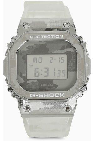 Casio Herren Uhren - Transparent resin G-Shock watch