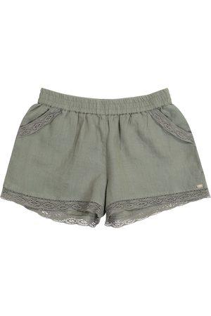 Tartine Et Chocolat Mädchen Shorts - Shorts aus Leinen