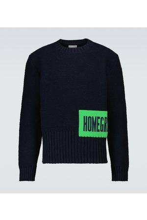 Jil Sander Pullover Homegrown aus Baumwolle