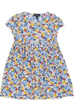 Ralph Lauren Bedrucktes Kleid