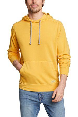Eddie Bauer Camp Fleece Sweatshirt mit Kapuze - Garment Dye Herren Gr. S