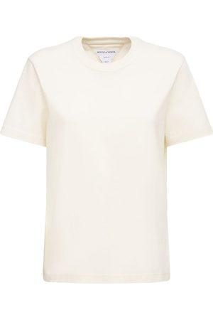 Bottega Veneta Light Cotton Jersey T-shirt