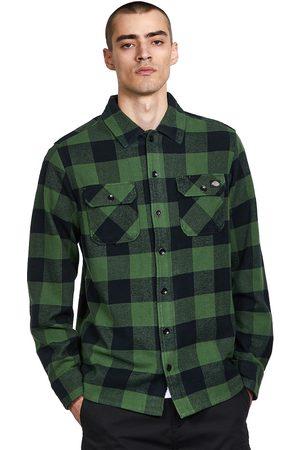 Dickies Herren Longsleeves - New Sacramento Shirt
