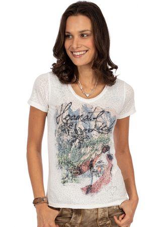 hangOwear T-Shirt SIEGRID austria offwhite